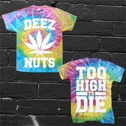 Too High Tie-Dye