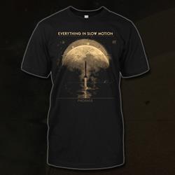 Phoenix Cover Black T-Shirt *Final Print*