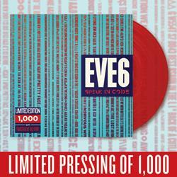 Speak In Code Red Vinyl LP