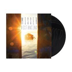 Distancing Black LP