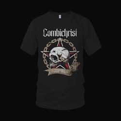 Skull & Chains Black