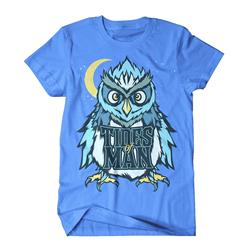Owl Teal