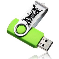 Logo Green Thumb Drive