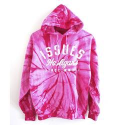 Hooligans  Spider Pink Tie-Dye