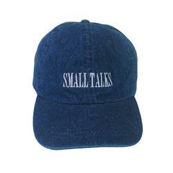 Logo Denim Dad Hat