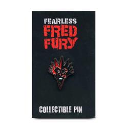 Fearless Fred Fury Pin
