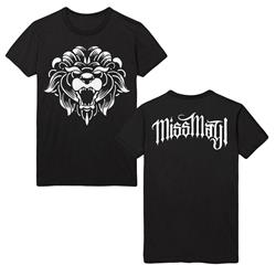 Lion Crest Black