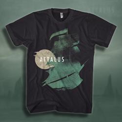 Voyage Black T-Shirt