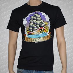 Pirate Ship Black
