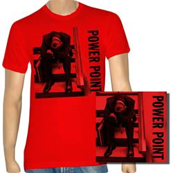 Power Point - Threat Red T-Shirt