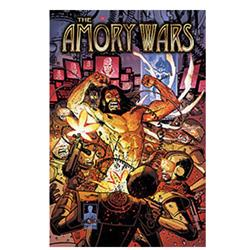 Volume 1 Issue 1 Comic Book