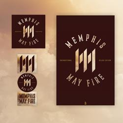 Unconditional Deluxe Edition CD + Poster + Sticker Pack
