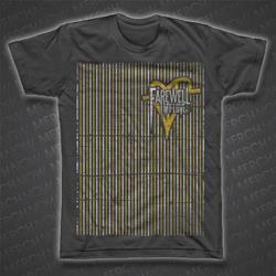 Heartstripes Black T-Shirt
