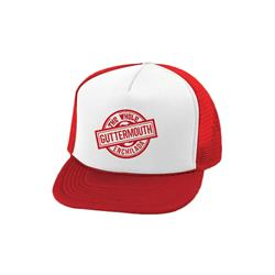 The Whole Enchilada Red/White Trucker Hat