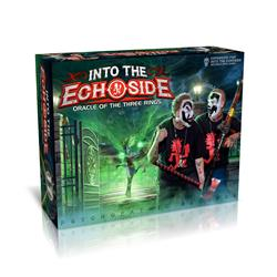 Into The Echoside / Oracle Of The Three Rings Expansion Game