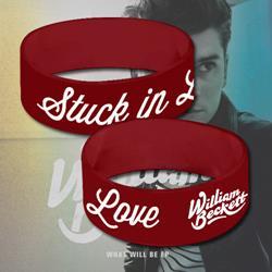 Stuck In Love Maroon