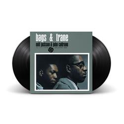 Bags & Trane Black 2X LP