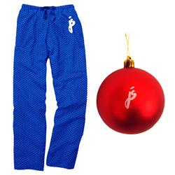PJ Pants & Ornament