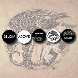 *Limited Stock* Above / Below 5 Pin Pack