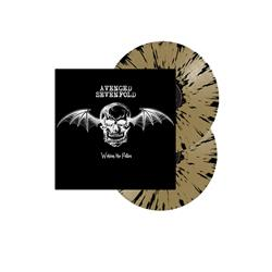 Waking The Fallen Gold W/ Black Splatter