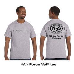 Air Force Vet Heather Grey