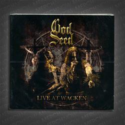 Live At Wacken  CD/DVD