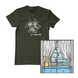 WATERMEDOWN - Somewhere Sleepless CD + T-shirt