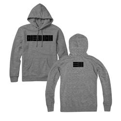 DIEMON Mens Heather Grey