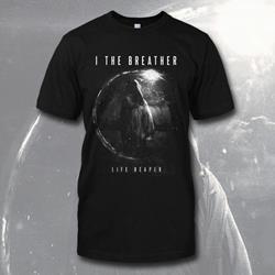 Life Reaper Album Black T-Shirt