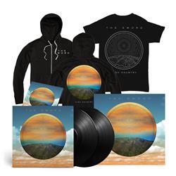 High Country CD + Vinyl 2xLP + T-Shirt + Zip-Up + Lithograph