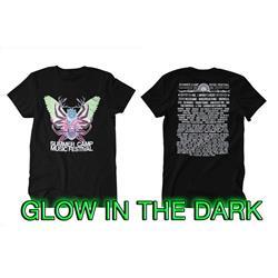 2015 Tour Glow In The Dark Black