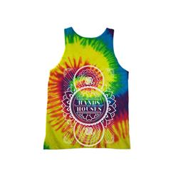 Hands Like Houses - Circle Tie Dye