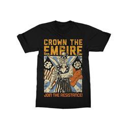 Propaganda Black T-Shirt