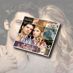 The Last Five Years CD