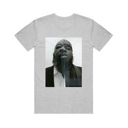 Brandon Banks Grey Tee + Digital Album (Pre-Order)