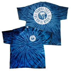 Chemical Miracle Spider Blue Tie Dye