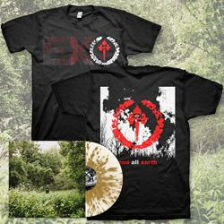 Exalt - Pale Light LP + T-shirt