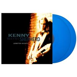 Ledbetter Heights Blue Vinyl 2X LP