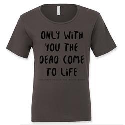 Dead Come To Life Asphalt Black