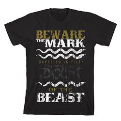 Beware The Mark Black