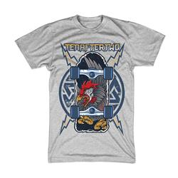 Skate Heather Gray