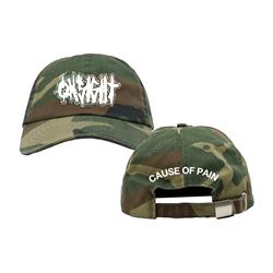 Camo Embroidered Hat