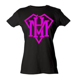 HM Black Girl's T-Shirt