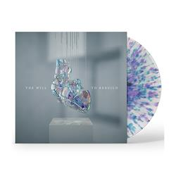 The Will To Rebuild Download + Blue/Purple Splatter