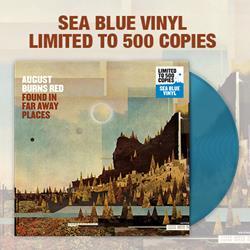 Found In Far Away Places Sea Blue Vinyl LP