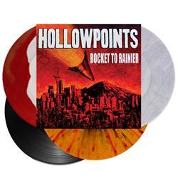 The Hollowpoints - Rocket To Rainier Vinyl Bundle