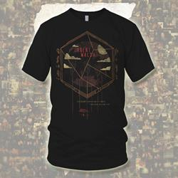 Desert Black T-Shirt