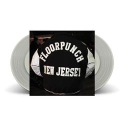 New Jersey Double Gatefold Clear LP