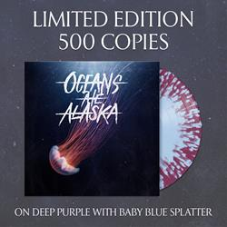 Lost Isles Deep Purple W/ Baby Blue Splatter
