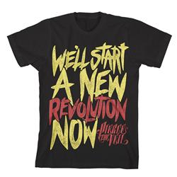 New Revolution Black